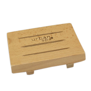 The Bamboo Soap Caddy