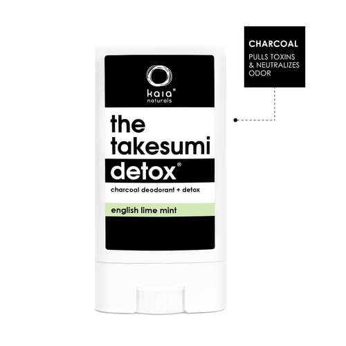Takesumi Detox Deodorant | Lime Mint Mini