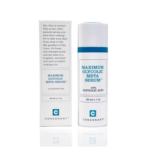 Maximum Glycolic Meta Serum | 10% Glycolic Acid
