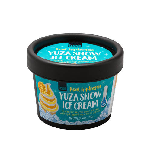 Real Hydrogen Yuza Snow Ice Cooling Cream