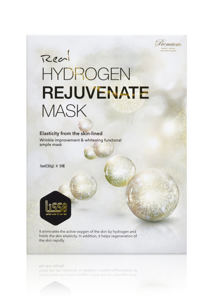 Real Hydrogen Rejuvenate Mask 5 treatments
