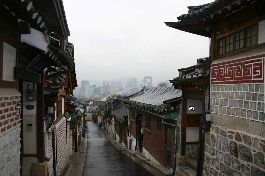 Part 1: Korean Vernacular -- or Bukchon Style!
