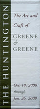 "Greene & Greene ""Stained Glass"""