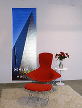 large wall art featuring Libeskind architecture