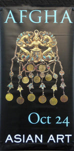 "Afghanistan: ""Gold Pendant""-Printed vinyl-Asian Art Museum-BetterWall"