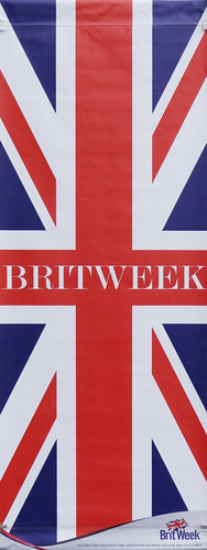 BritWeek LA 2014-Printed vinyl-BritWeek LA-BetterWall