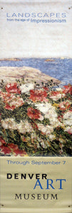 "Childe Hassam ""Poppies""-Printed vinyl-Denver Art Museum-BetterWall"