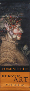 large wall art featuring Arcimboldo