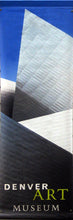 "Daniel Libeskind ""Denver Art Museum: View 2""-Printed vinyl-Denver Art Museum-BetterWall"