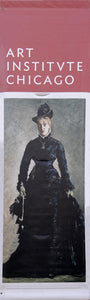 "Edouard Manet ""The Parisienne ""-Printed vinyl-The Art Institute of Chicago-BetterWall"