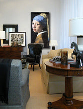 "Johannes Vermeer ""Girl with a Pearl Earring"""
