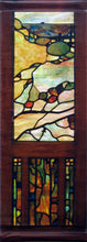 "Greene & Greene ""Stained Glass""-Printed 2-ply vinyl-The Huntington-BetterWall"