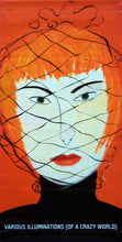 "Maira Kalman ""Woman with Face Net""-Printed vinyl-Contemporary Jewish Museum-BetterWall"