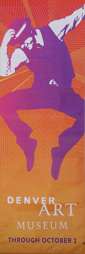 Male Dancer-Printed 2-ply vinyl-Denver Art Museum-BetterWall