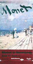 "Monet ""Beach at Trouville""-Printed vinyl-Legion of Honor-BetterWall"