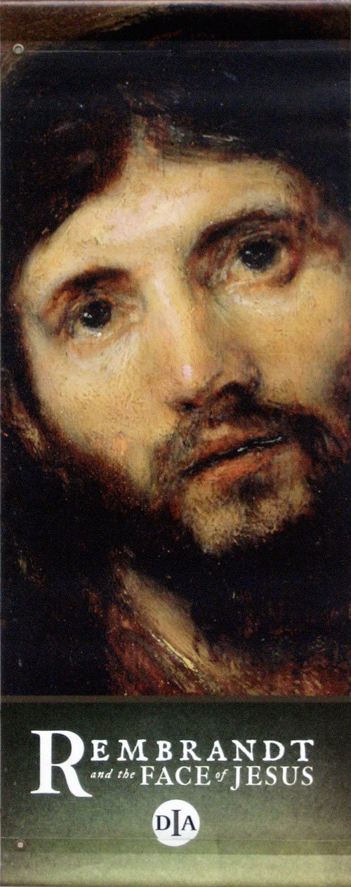 Rembrandt and the Face of Jesus (short version)-Printed vinyl-Detroit Institute of Arts-BetterWall