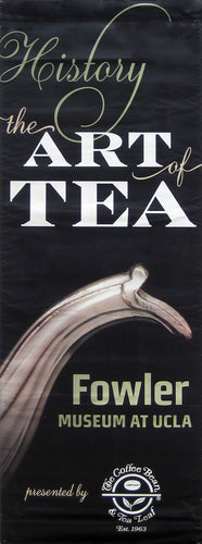 The Art of Tea-Printed 2-ply vinyl-Fowler Museum at UCLA-BetterWall