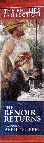 The Renoir Comes Home-Printed vinyl-The Phillips Collection-BetterWall