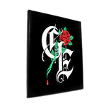 "GE Rose Canvas 16"" X 20"""
