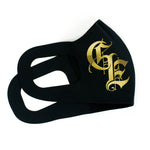 GE Face Mask - Black/Gold