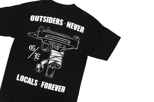 Outsiders Never