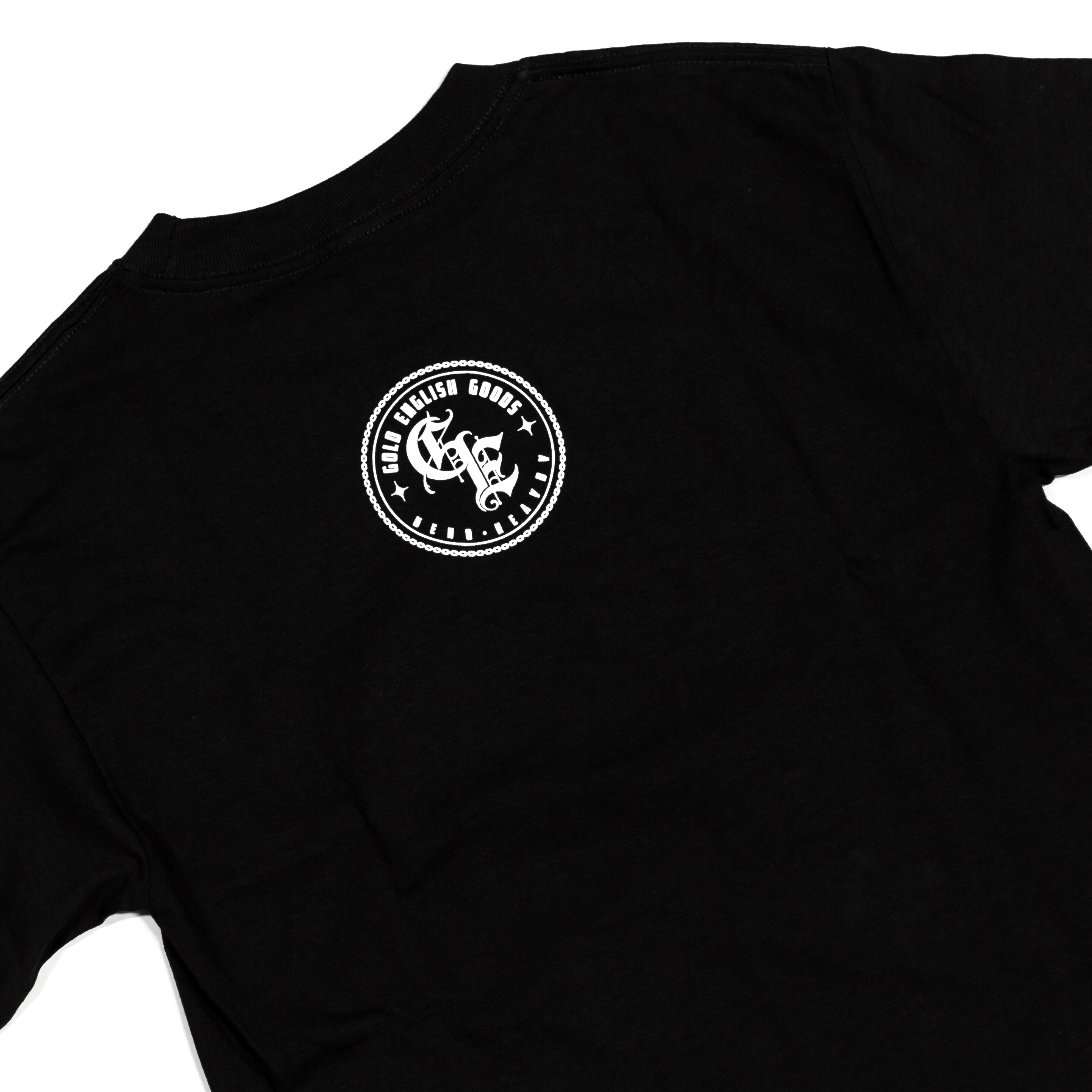 Knuckles Tee - Black