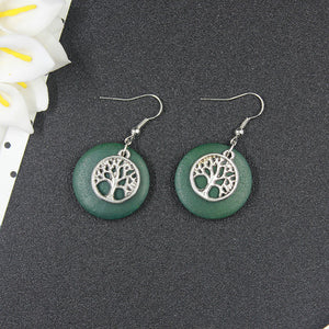 Circular Drop Earrings  Fashion Jewelry | Seventy-One