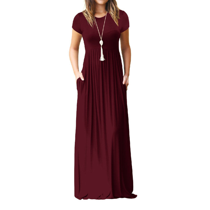 Summer Long Maxi Dress Women Dresses - 71company.shop