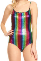 Liquid Rainbow Bodysuit