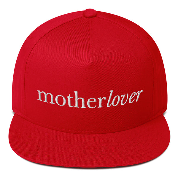 motherlover Flat Bill Cap