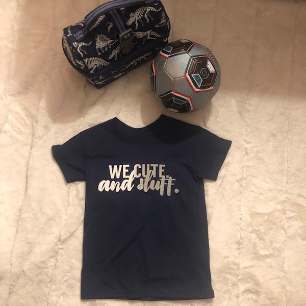 We Cute Kid's Tee