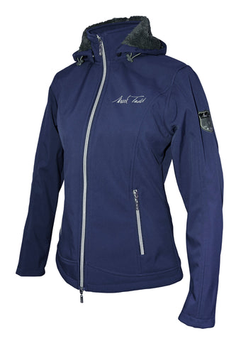 Mark Todd Collection Ladies Fleece Lined Softshell Jacket