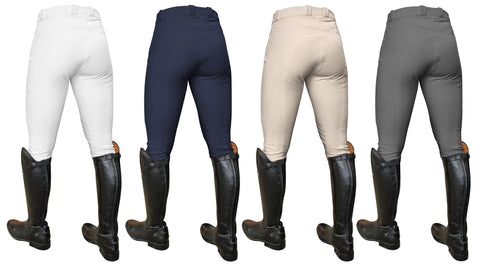 Mark Todd Collection Coolmax Grip Breeches for Ladies