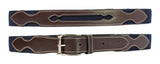 Mark Todd Collection Elasticated Leather Belts