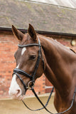 Mark Todd Collection Dressage Crystal Bridle
