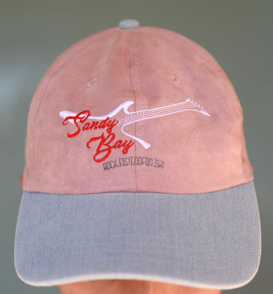 Sandy Bay Dad Cap
