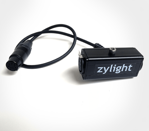 Zylight F8 DMX Interface Box, 26-02019