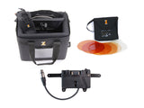 Zylight F8-100 Daylight Single Head ENG Kit w/ Case- Gold Mount (5600K)