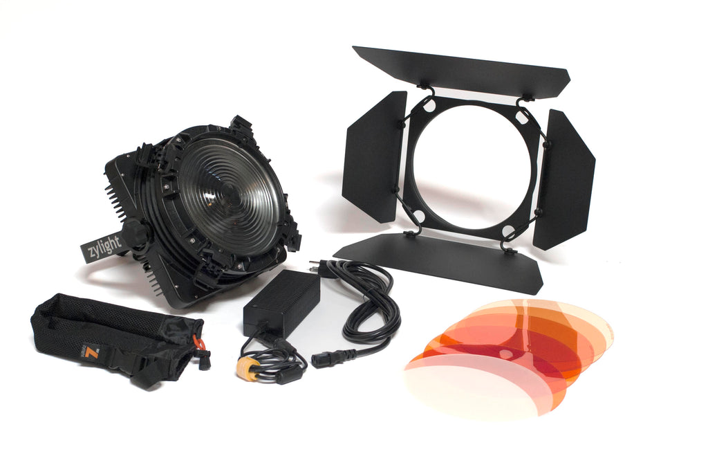 Zylight F8-100 Daylight Single Head ENG Kit - V-Mount (5600K)