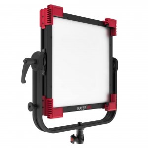 Rayzr MC120 Multi Color RGB, WW, CW Soft LED Panel light