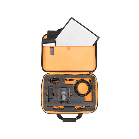 Aladdin Bi-Flex M7 Bi-Color Kit with V-Mount Battery Plate and Case