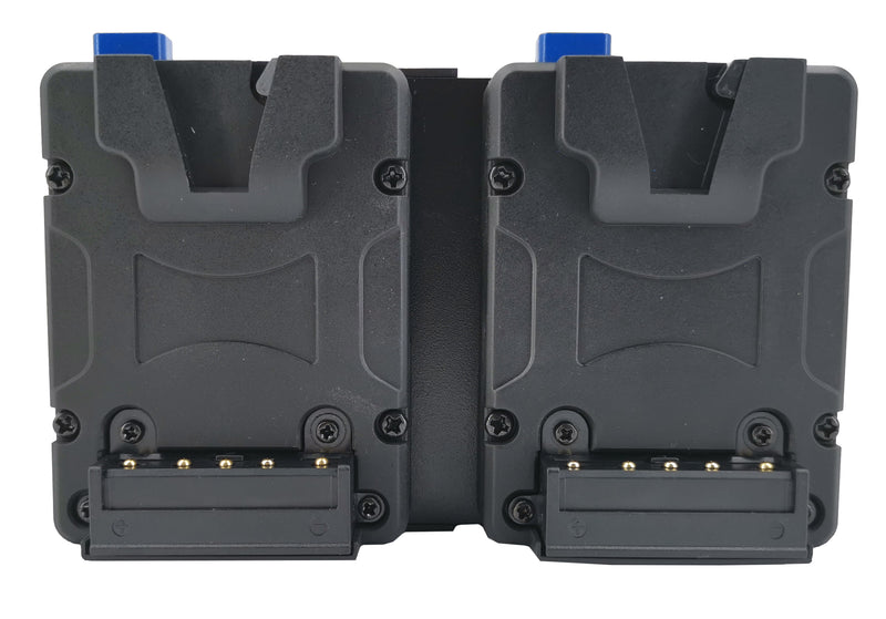 FXLion NANO ONE Dual V-Mount Battery Plate to Standard Size V-Mount Plate Adapter