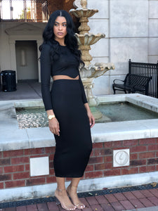 Chrissy | 2 piece Skirt Set