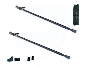 EarthTrek Deluxe Trekking Pole Hiker's Trail Set