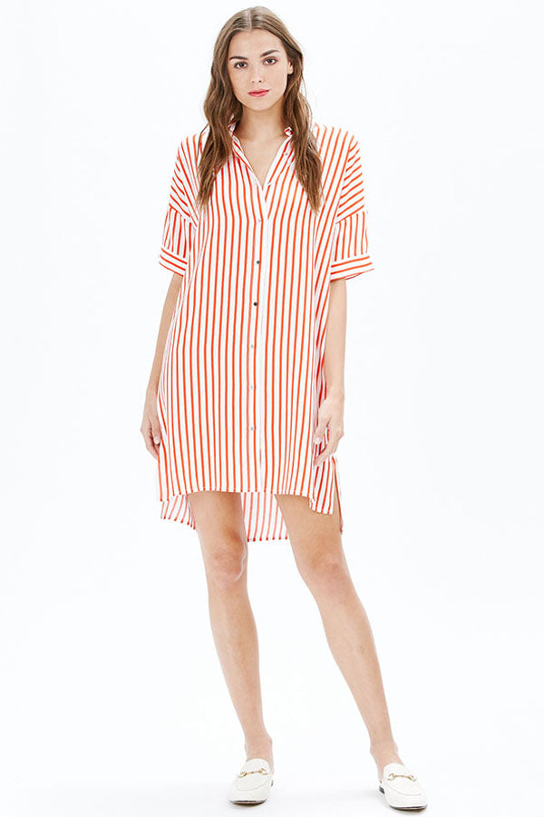 DAISY SHIRT DRESS