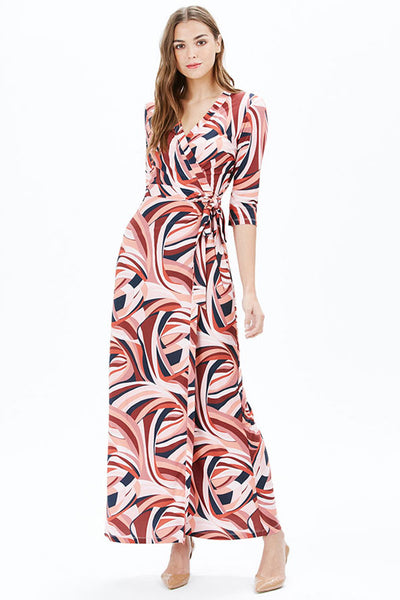 SUNNY MAXI DRESS