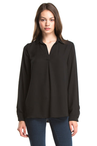 FINLEY TOP | Black