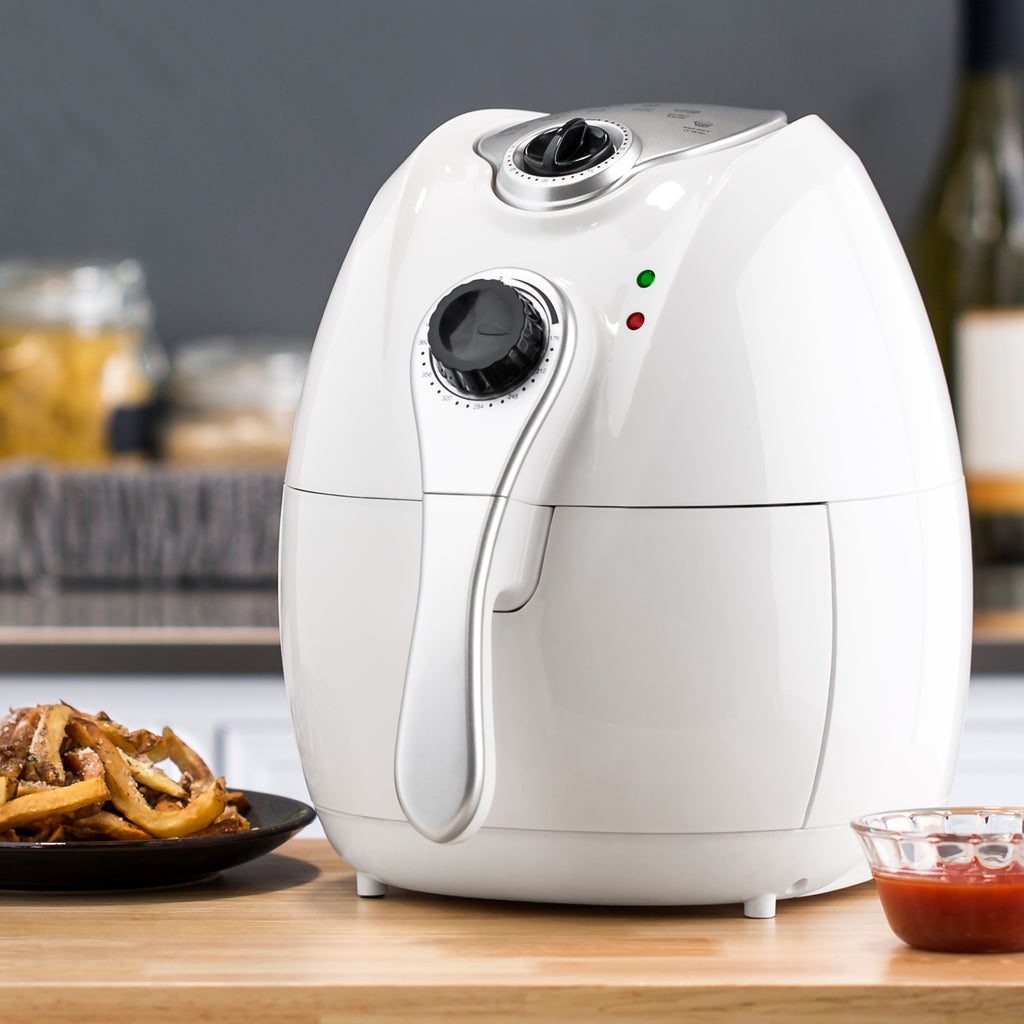 4.4 Qt Air Fryer - White