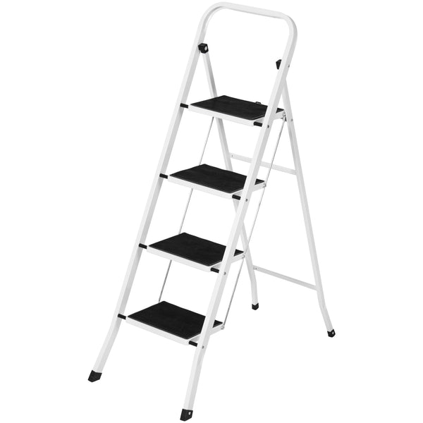 Foldable 4 Step Ladder