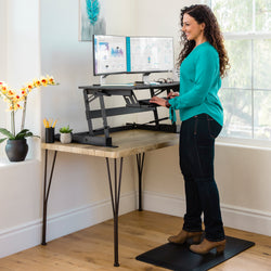 36in Height Adjustable Standing Desk